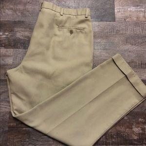Dockers men's khaki dress pants